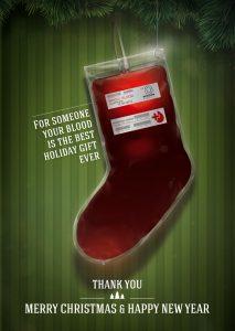 creatieve communicatie bloeddonatie