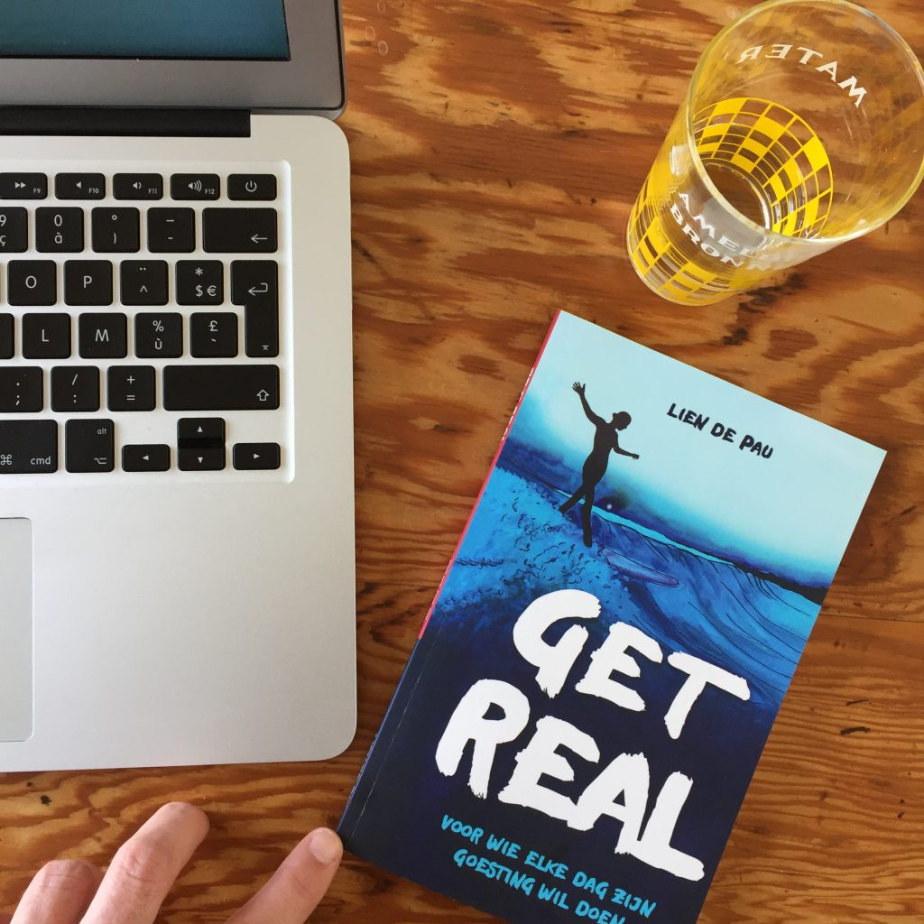 De Bosduif werkte de communicatie aanpak van de lancering Get Real uit